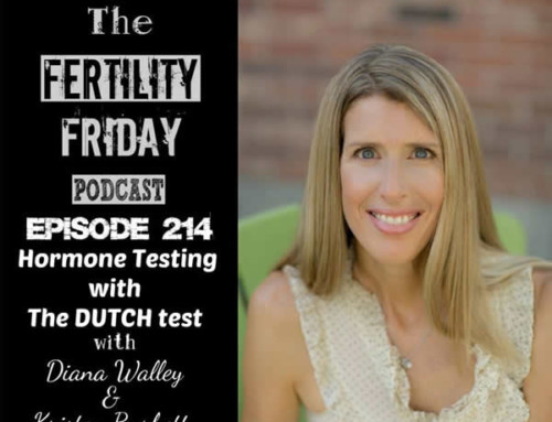 Podcast: Stress, Hormones and Finding Balance (Fertility Friday #214)