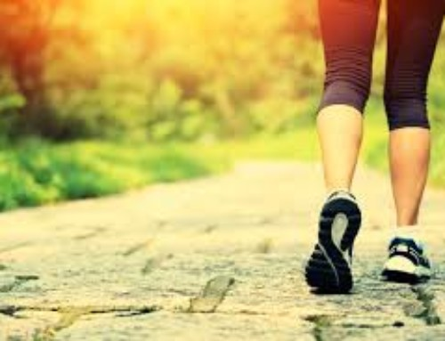Walk to live a longer healthier life!