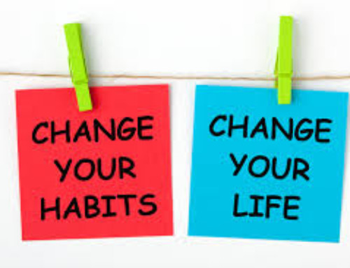 How to make healthy habits stick!