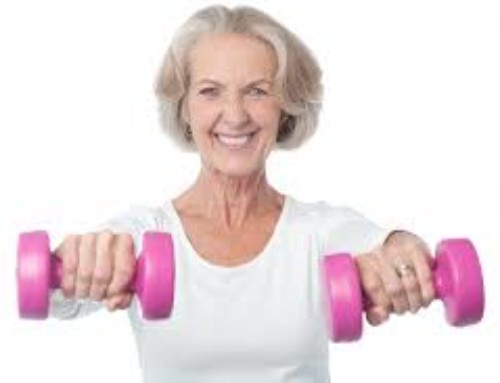 Five tips for healthy aging